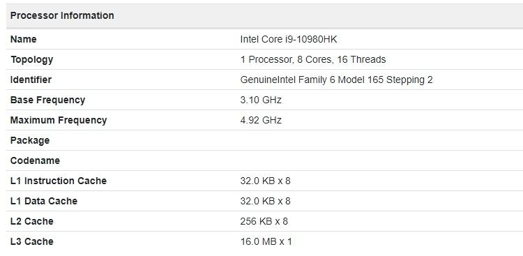Мобильная NVIDIA GeForce RTX 2080 Super замечена в Geekbench