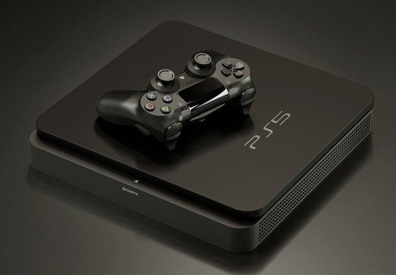 Первый взгляд на интерфейс Sony PlayStation 5