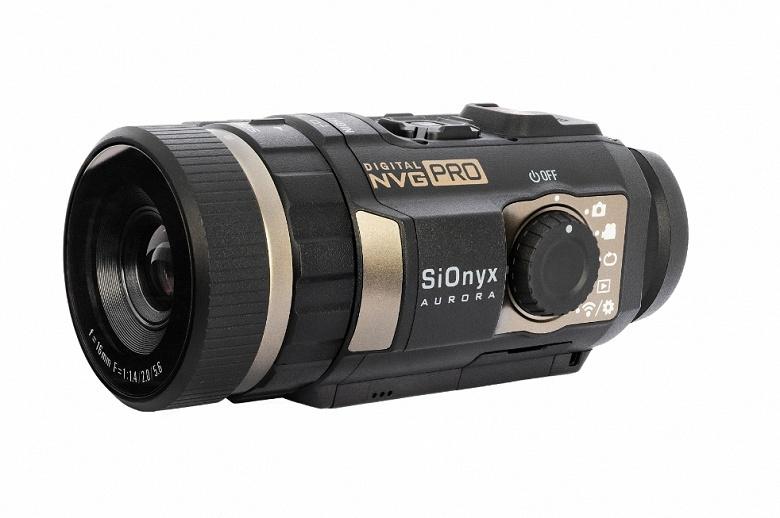 Представлена камера SiOnyx Pro