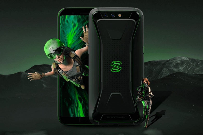 Смартфоны Xiaomi Black Shark становятся еще ближе к игровым консолям