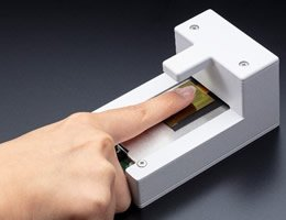 Специалистами Japan Display создан первый в мире тонкий датчик изображения, способный измерять пульс, сканировать отпечатки пальцев и рисунок вен