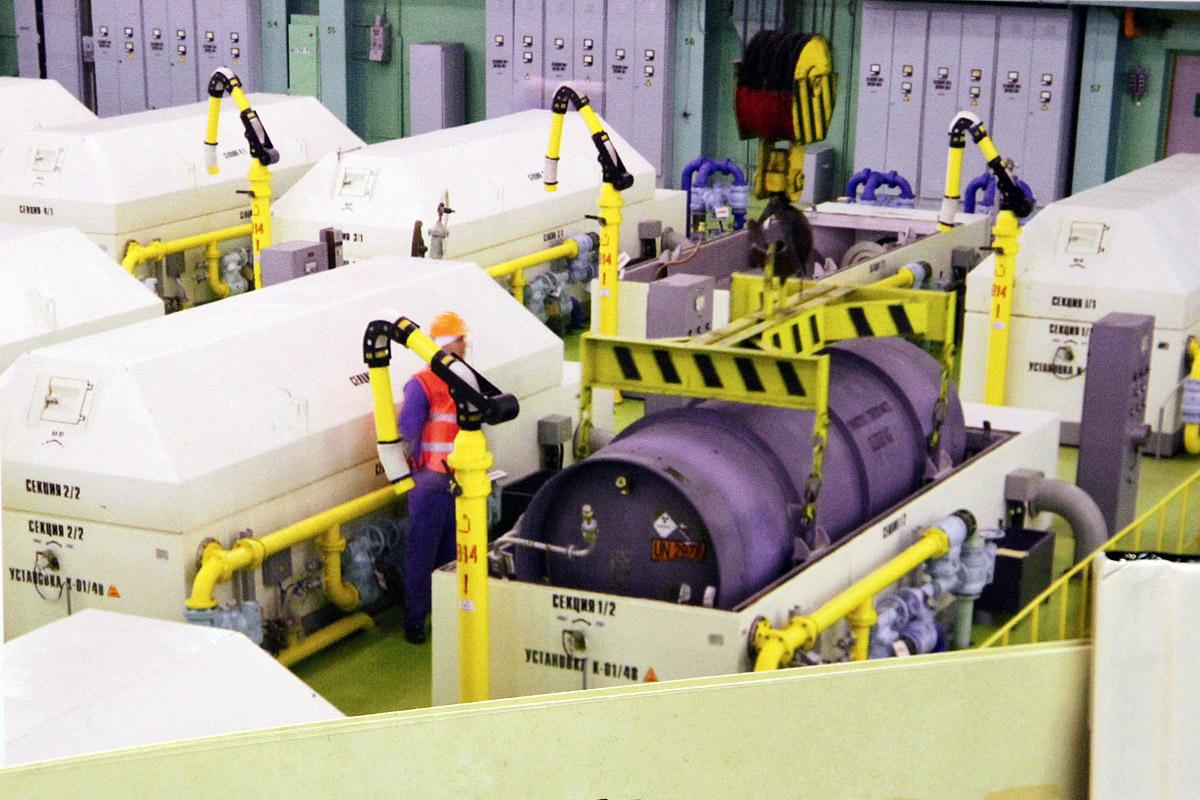 Ввоз немецких урановых хвостов в Россию. Часть 2. Дообогащение - 4