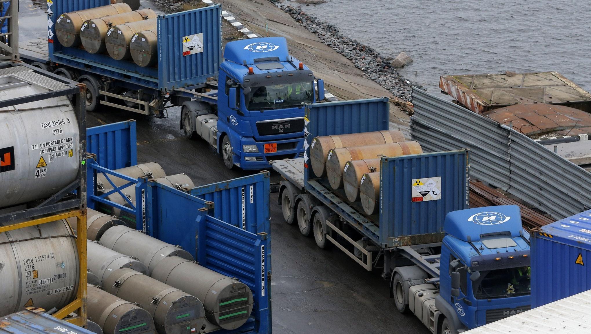 Ввоз немецких урановых хвостов в Россию. Часть 2. Дообогащение - 1