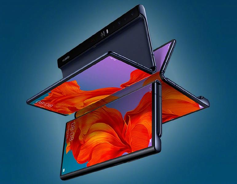 Android 10 пришла на самый инновационный и дорогой смартфон Huawei