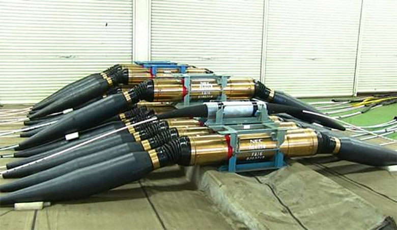 NEC выпустила подводный кабель с рекордными 20 парами оптических волокон - 3
