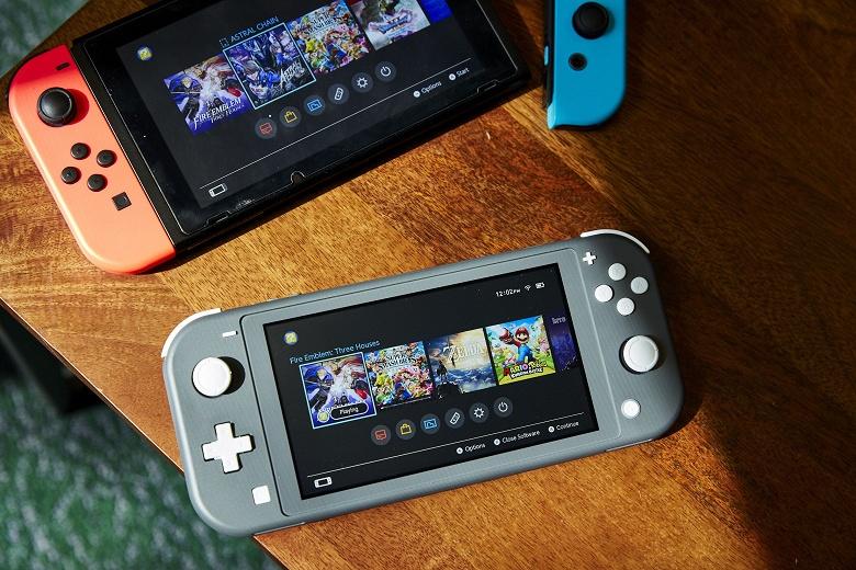 Nintendo Switch Pro получит новую платформу с графическим ядром Nvidia Volta