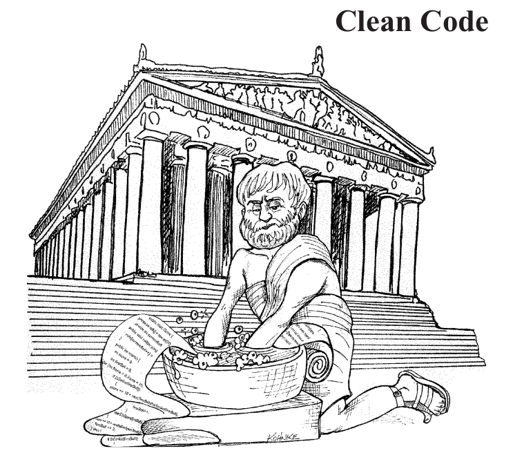 Чистый код для TypeScript — Часть 2 - 1