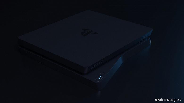 Финальная версия Sony PlayStation 5 на качественных изображениях