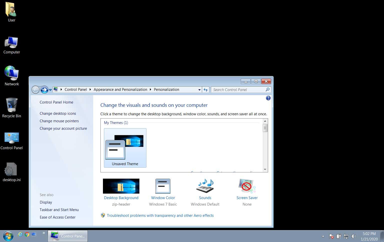Финальное обновление KB4534310 для Windows 7 сломало функциональность обоев - 2