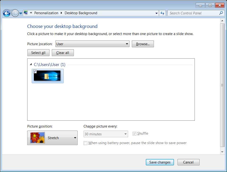 Финальное обновление KB4534310 для Windows 7 сломало функциональность обоев - 3