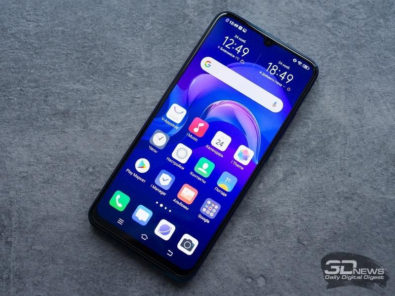 Новая статья: Топ-10 смартфонов дешевле 30 тысяч рублей (2019 год)