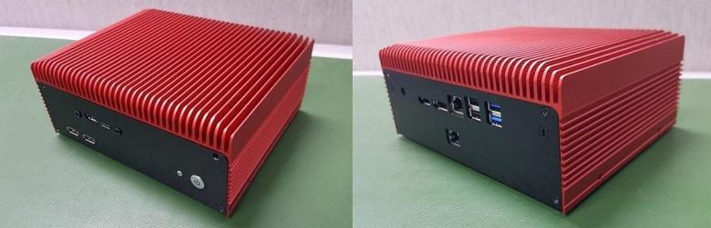 Пассивный мини-ПК IMP основан на нормальном и производительном процессоре Intel Core i9