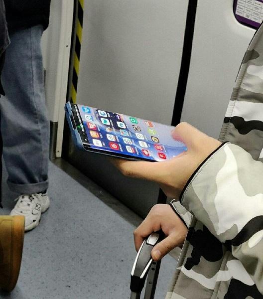 Разоблачение дня: «настоящий» Huawei P40 Pro в метро оказался другой интересной новинкой