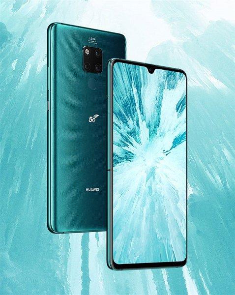Смартфон Huawei Mate 20 X 5G подешевел вдвое
