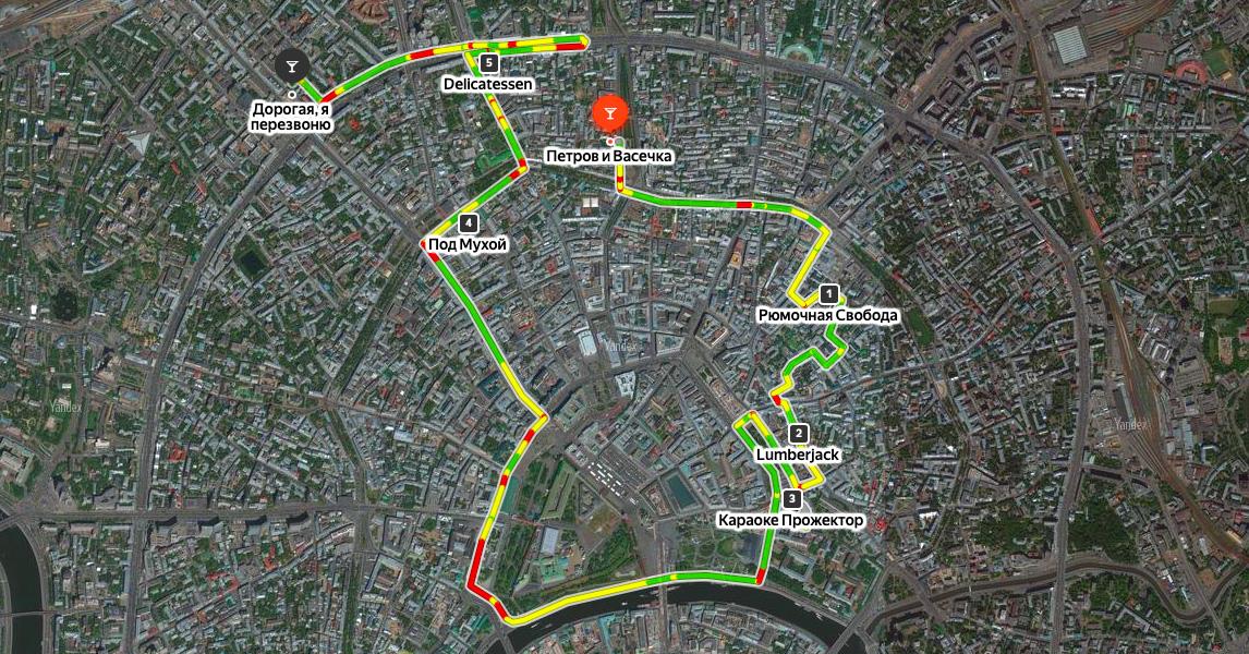 Яндекс.Карты обновили маршрутами для малого бизнеса - 1