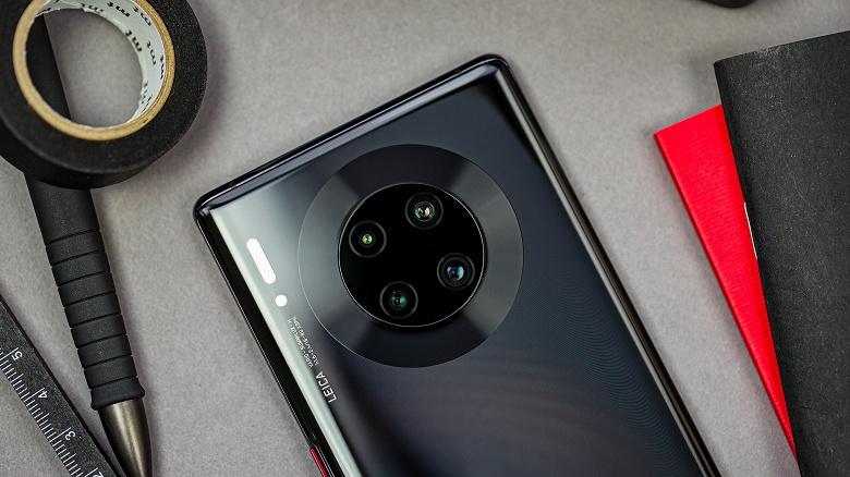 Huawei набирает популярность в России