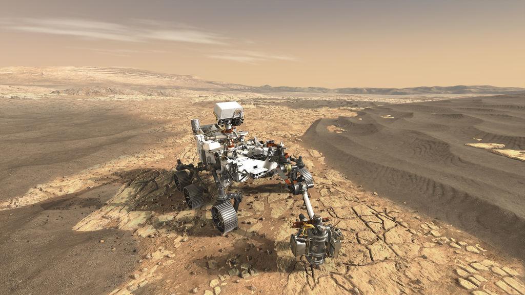 NASA опубликовало список, из которого выберут имя для марсохода-2020 - 1
