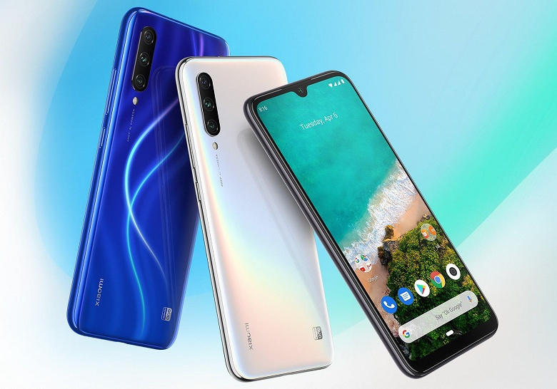Xiaomi урезала цены на Xiaomi Mi A3, Redmi K20 и K20 Pro