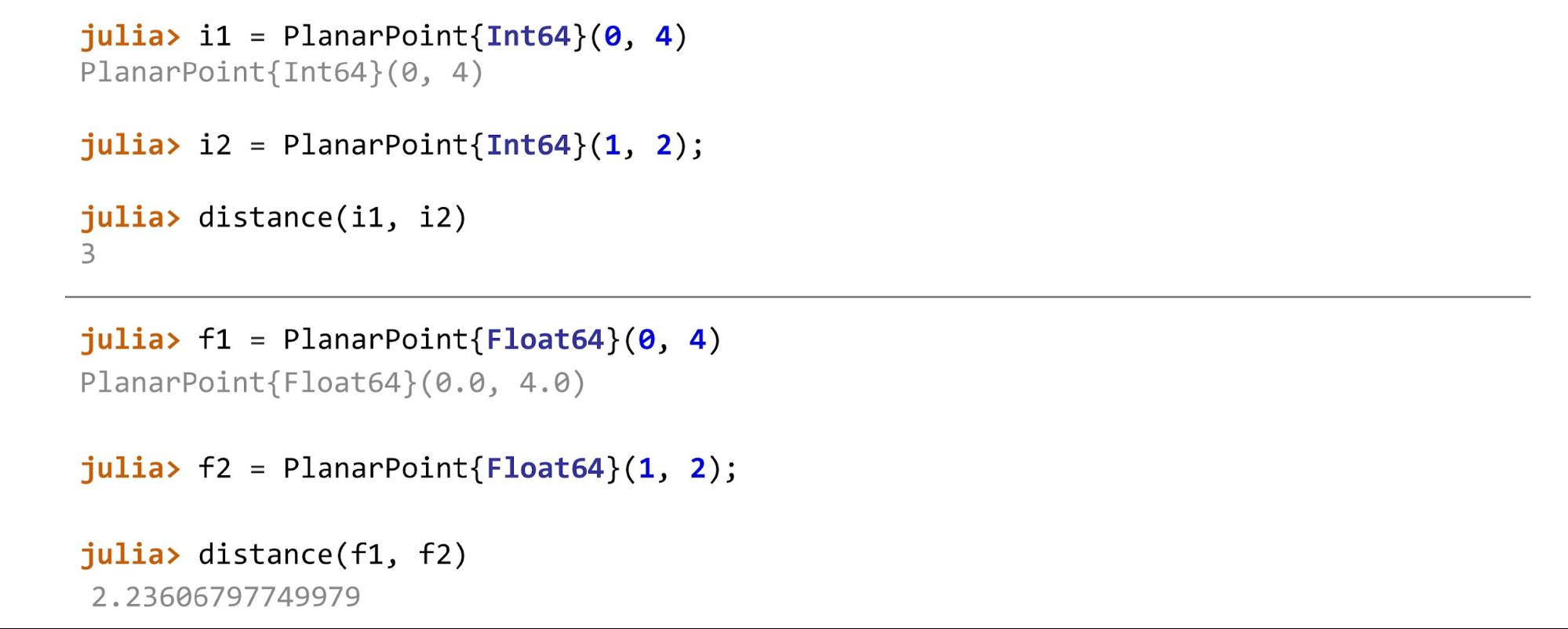 А что, если без Python? Julia для машинного обучения и вообще - 5