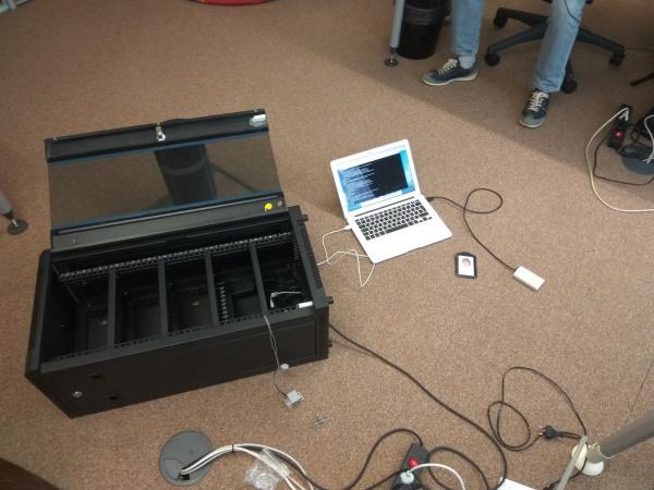 Гиперкуб. Как мы обеспечили разработчиков тестовыми устройствами и не потеряли их - 3