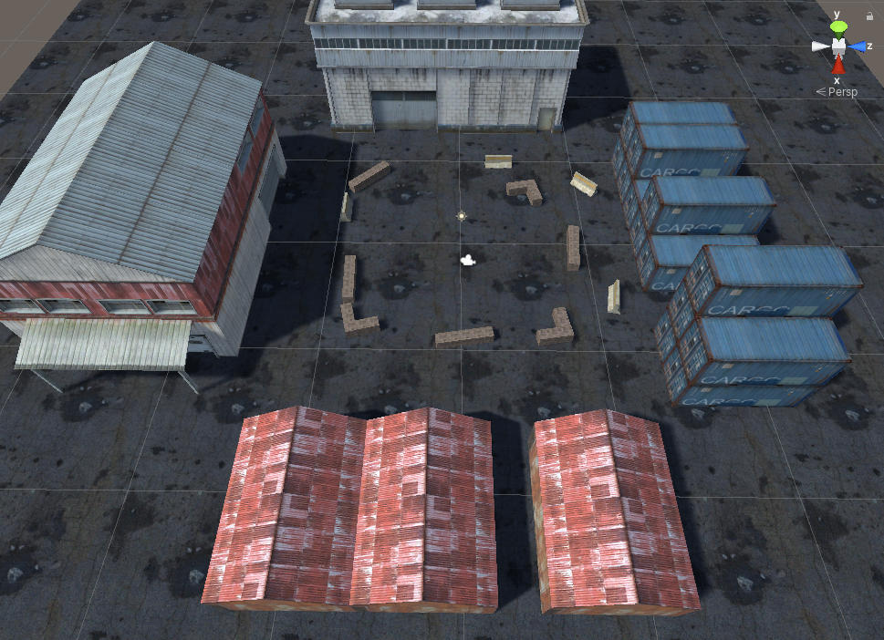 Простой зомби-шутер на Unity - 3