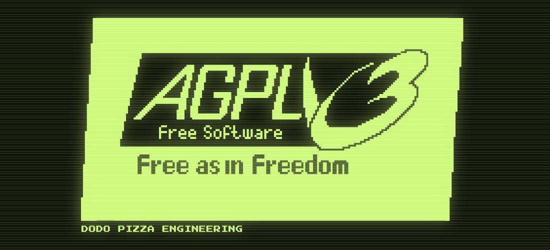 Веская причина для проверки ваших зависимостей: AGPL-edition - 1