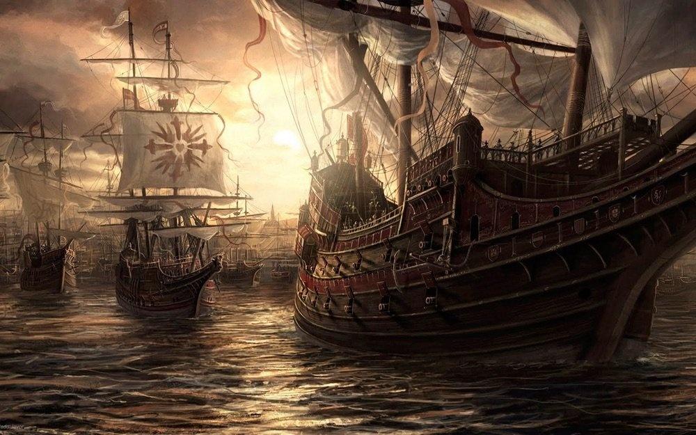10 самых грозных пиратских кораблей