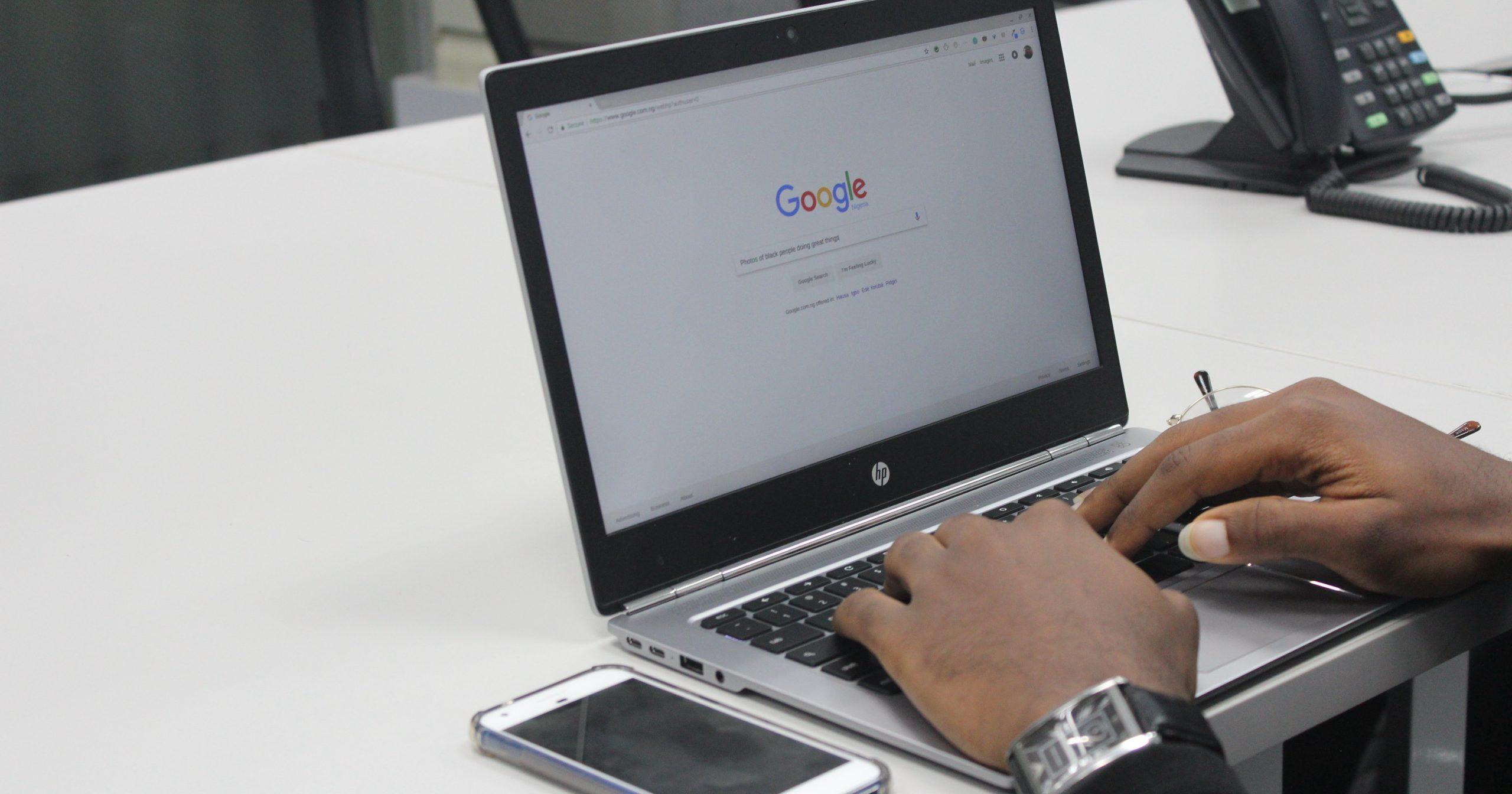 Google решил обмануть ищущих