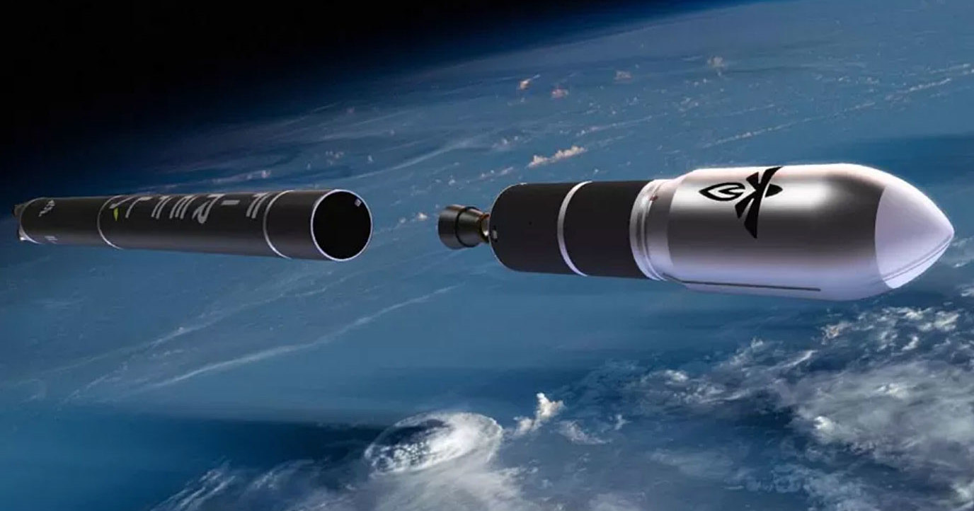Ракета Firefly Aerospace загорелась при испытаниях