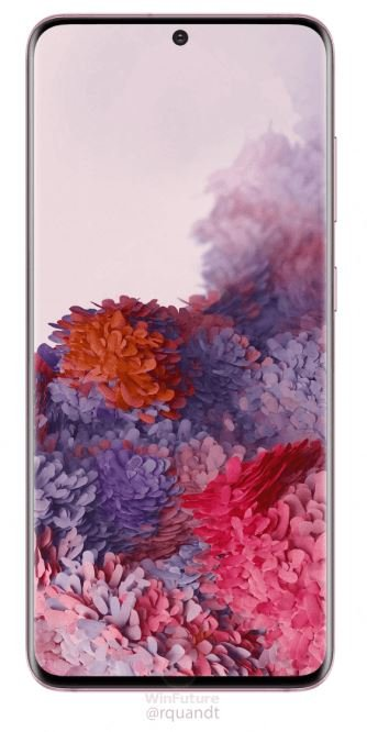 Такой Samsung Galaxy S20 вы еще не видели