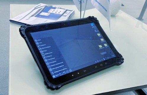 В России появился неубиваемый планшет на отечественной альтернативе Windows