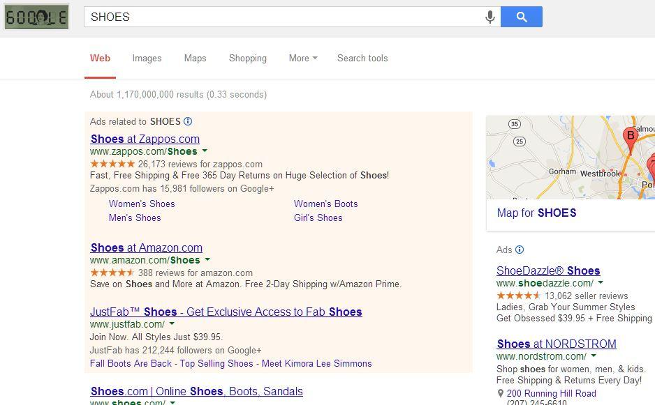 Вся выдача Google теперь выглядит как реклама - 2