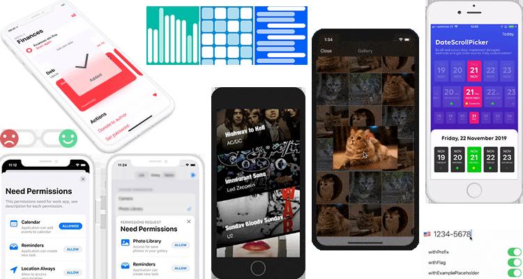 20 библиотек для эффектного iOS-приложения - 1