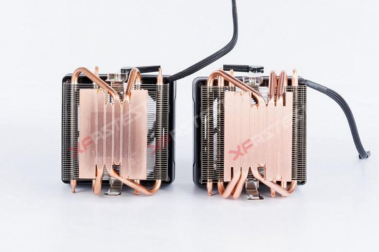 AMD не имеет отношения к системе охлаждения, очень похожей на Wraith Prism, но с шестью тепловыми трубками