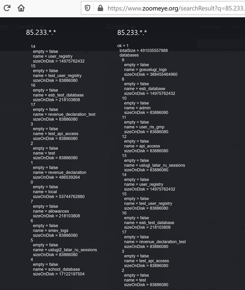 Минцифра Татарстана: в открытом доступе оказался «небольшой» объем данных пользователей госуслуг - 3