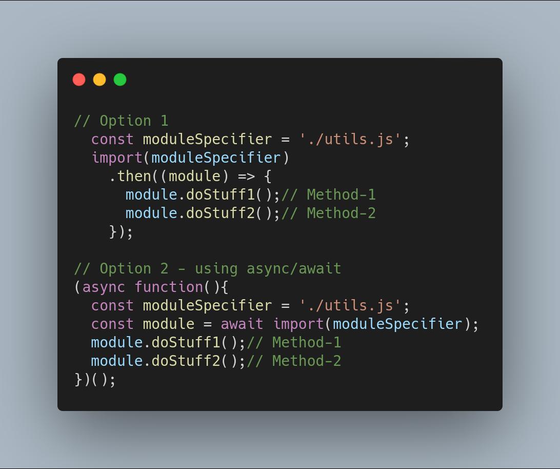 Нововведения JavaScript ES2020 с простыми примерами - 3