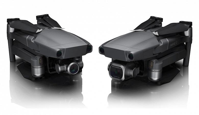 Ожидается, что DJI выпустит в этом году не менее трех новых моделей дронов