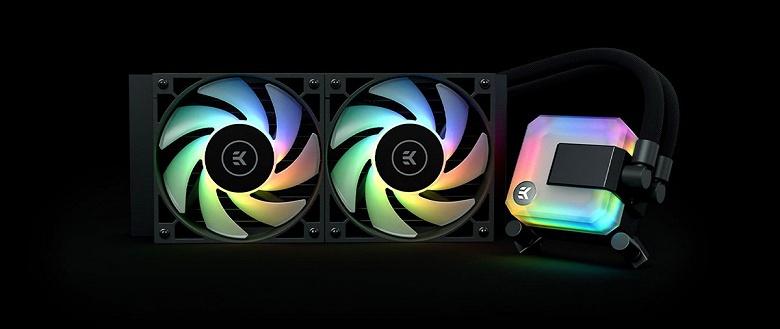 Представлены системы охлаждения EK-AIO 120 D-RGB, EK-AIO 240 D-RGB и EK-AIO 360 D-RGB