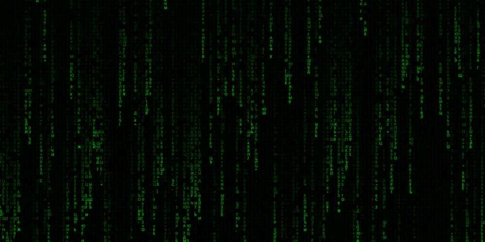 Реализуем визуальный эффект из фильма «Матрица» - 1