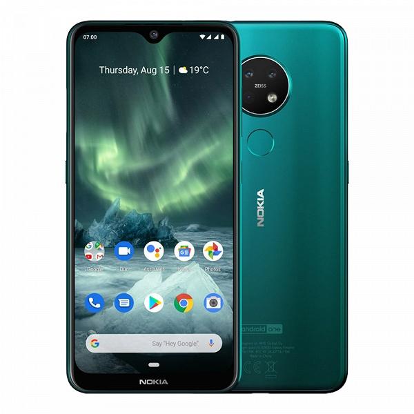 Улучшенный недорогой смартфон Nokia приехал в Россию по прежней цене