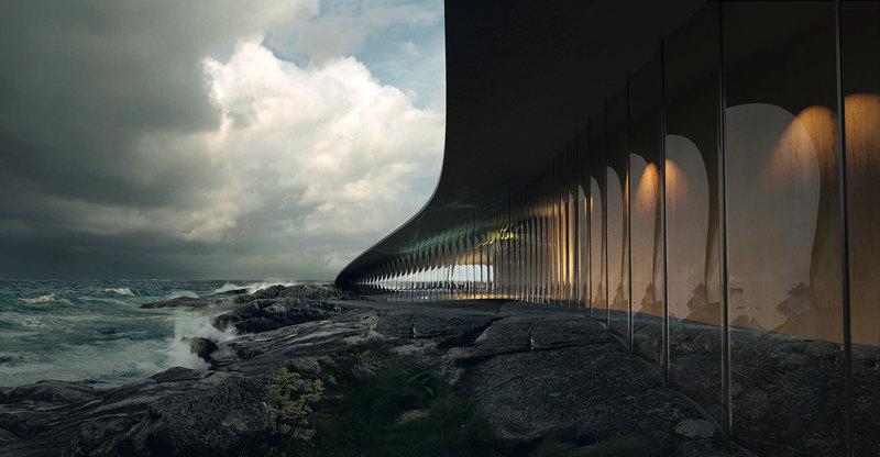 Взгляд со спины кита: современная архитектура