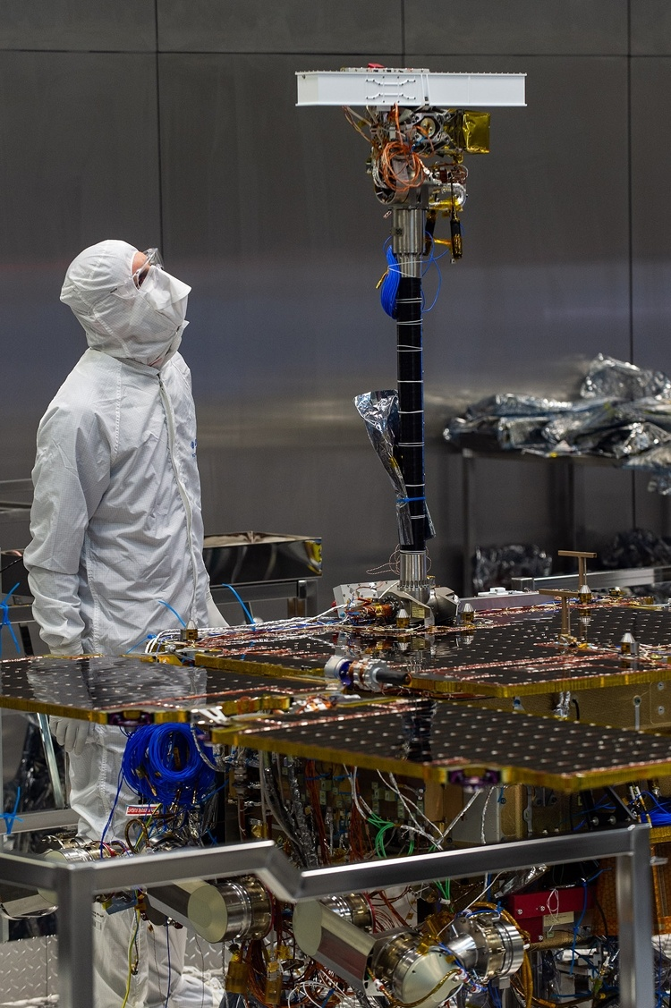 Завершаются испытания ровера миссии «ЭкзоМарс-2020»