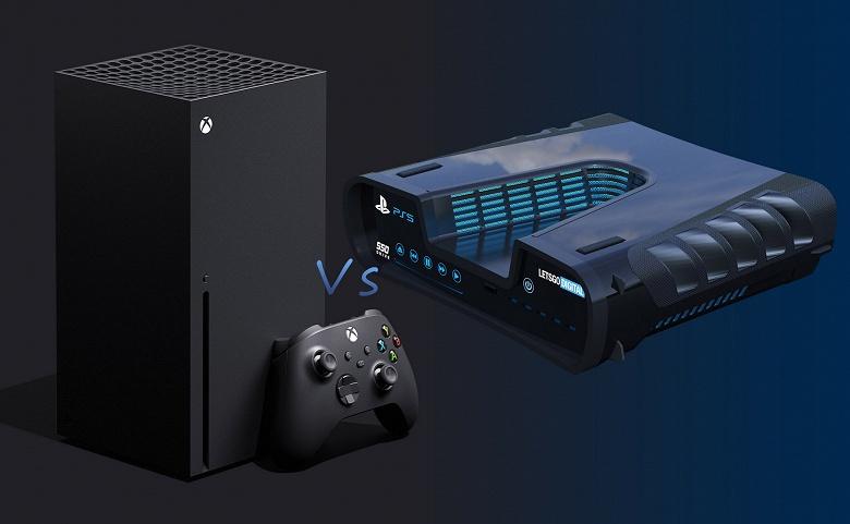 Sony PlayStation 5 обошла Nintendo Switch и Xbox Series X, но уступила компьютерам с Windows