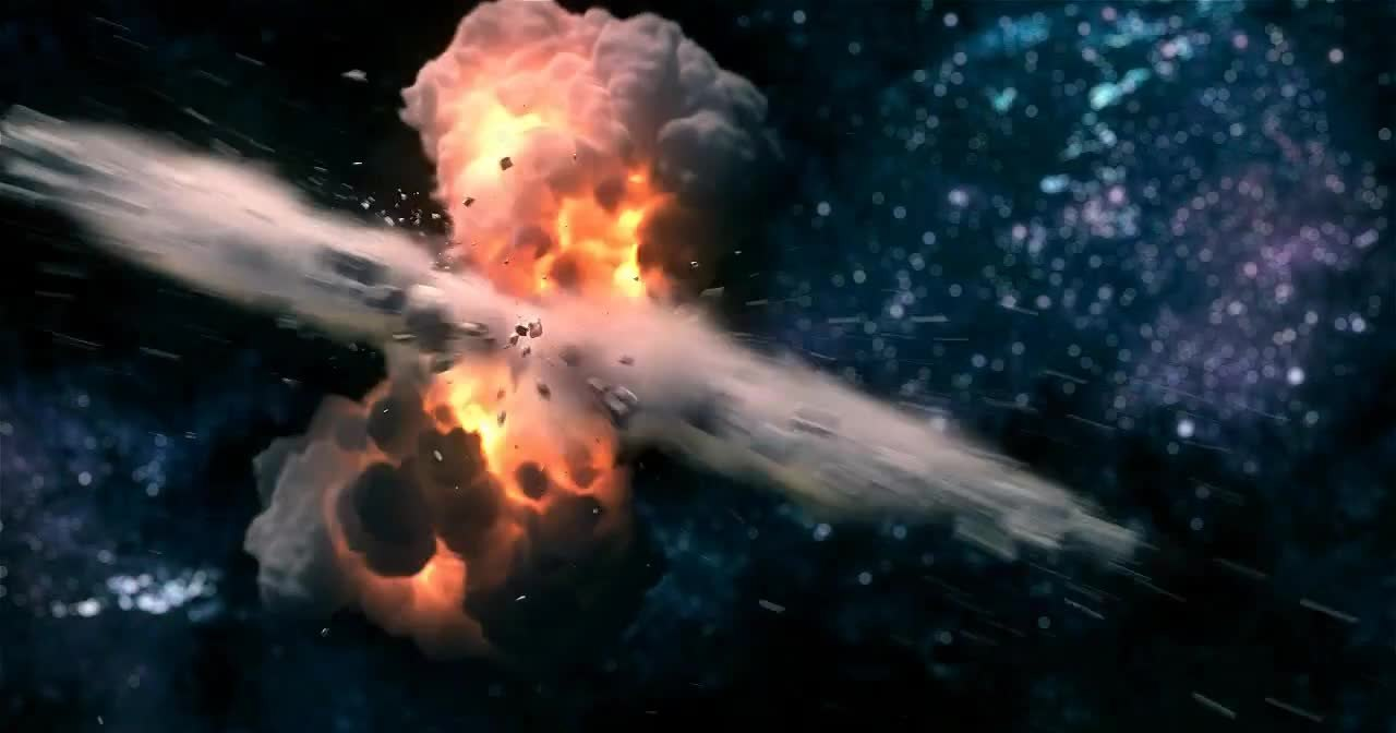 На орбите Земли возможен взрыв спутника