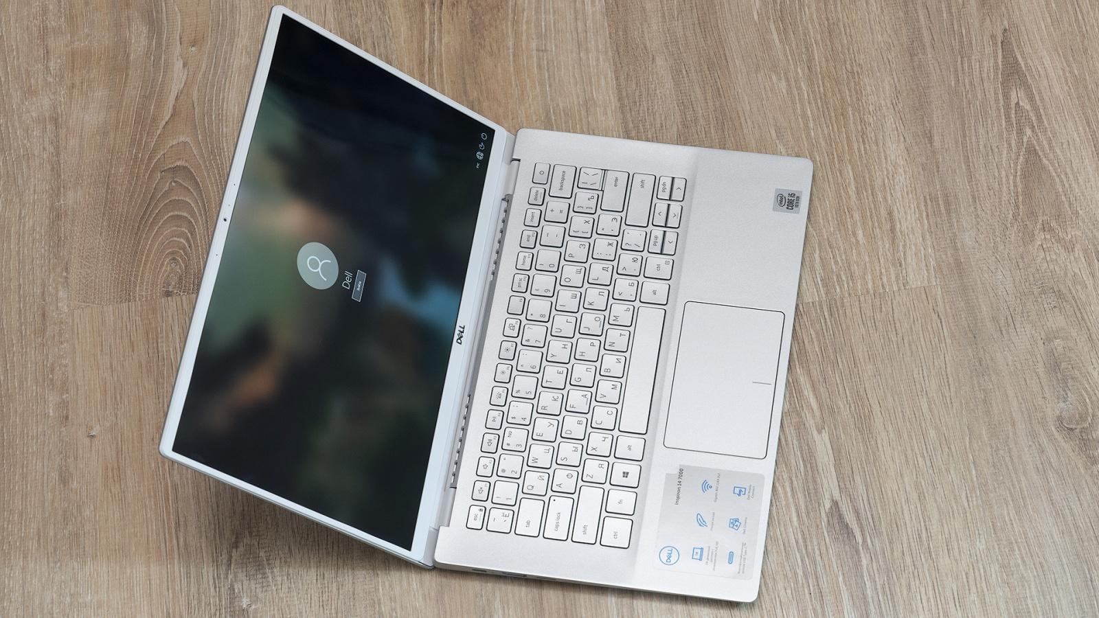 Dell Inspiron 7490: лёгкий металлический ноутбук на каждый день с отличной автономностью - 1
