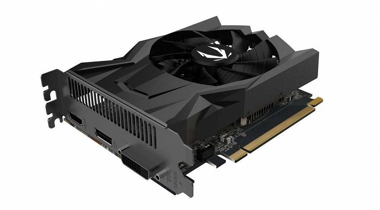 Nvidia заполнит большой пробел между GTX 1650 и GTX 1650 Super новой видеокартой