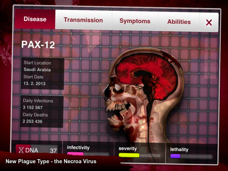 Разработчик игры Plague Inc выступил с заявлением в связи распространением коронавируса