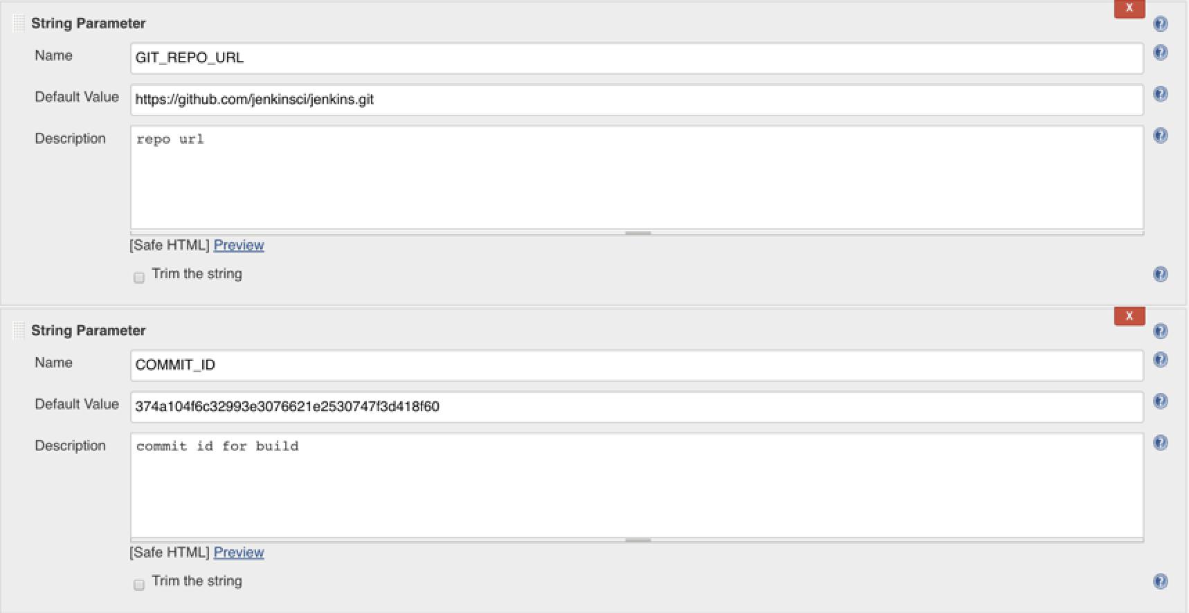 Создание динамических параметров в Jenkins job, или как сделать вашу задачу user-friendly - 3