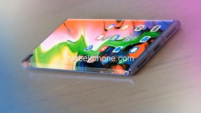Так будет выглядеть Huawei Mate 40 Pro