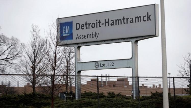 GM направит $2,2 млрд на производство электрических грузовиков и кроссоверов на заводе в Детройте